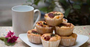 Cách làm bánh bông lan mặn đậm đà thơm ngon cho bữa sáng đủ chất