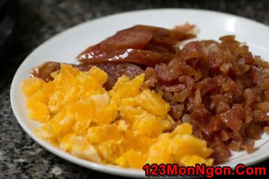 Cách làm bánh bông lan mặn đậm đà thơm ngon cho bữa sáng đủ chất phần 3