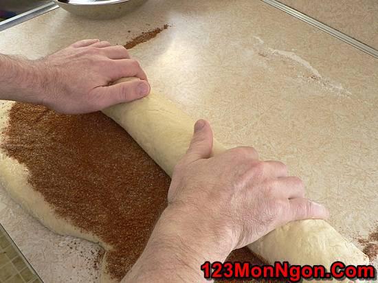 Cách làm bánh bông lan quế mới lạ độc đáo ngon mê li phần 16
