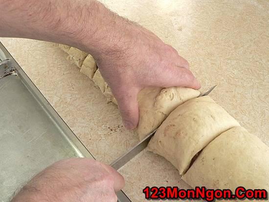 Cách làm bánh bông lan quế mới lạ độc đáo ngon mê li phần 17