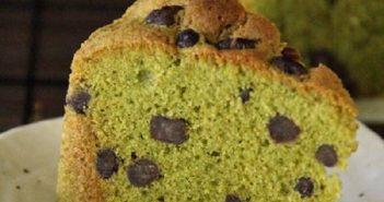 Cách làm bánh bông lan trà xanh bằng nồi cơm điện mềm xốp thơm ngon