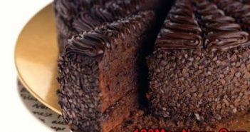 Cách làm bánh kem phủ socola mềm thơm ngon tuyệt cú mèo
