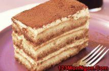 Cách làm bánh kem tiramisu đơn giản mà bắt mắt thơm ngon