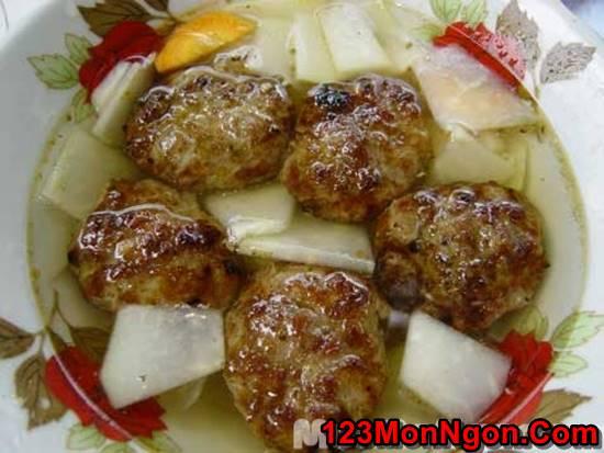 Cách làm bún thịt nướng thơm lừng ngon đúng vị Hà Nội phần 2