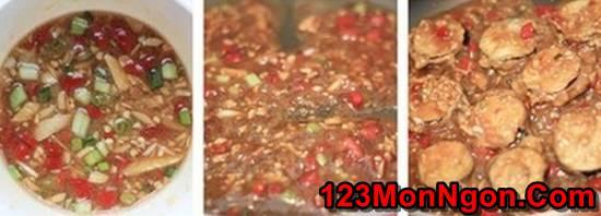 Cách làm cà tím kẹp thịt chiên giòn đơn giản thơm ngon đổi vị cuối tuần phần 5