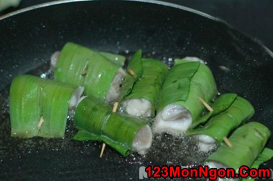 Cách làm món gà cuốn kiểu mới thơm mềm hấp dẫn ngon cơm phần 6