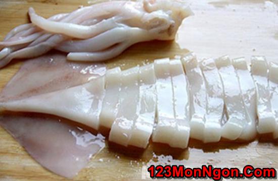 Cách làm món mực chiên xù giòn rụm thơm ngon đầy dinh dưỡng phần 2
