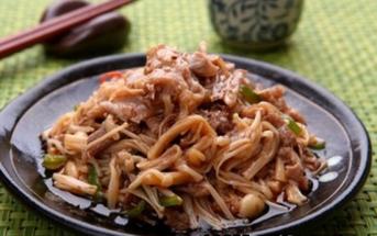 Cách làm món thịt bò xào nấm ngon lạ hấp dẫn cực đơn giản