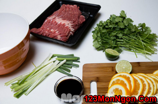 Cách làm thịt bò nướng thơm ngon hấp dẫn nhiều dinh dưỡng phần 2