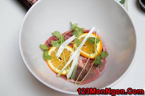 Cách làm thịt bò nướng thơm ngon hấp dẫn nhiều dinh dưỡng phần 3