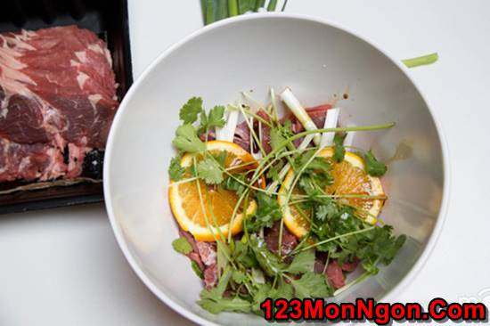 Cách làm thịt bò nướng thơm ngon hấp dẫn nhiều dinh dưỡng phần 4