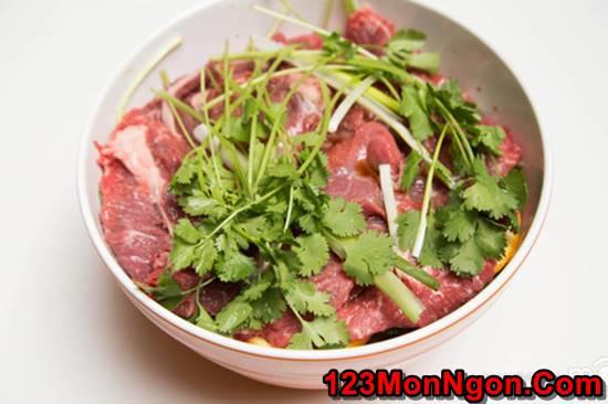 Cách làm thịt bò nướng thơm ngon hấp dẫn nhiều dinh dưỡng phần 5