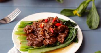 Cách làm thịt bò sốt sa tế cay thơm hấp dẫn cực ngon