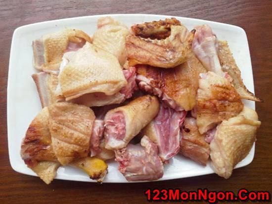 Cách nấu vịt giả cầy đậm đà cực thơm ngon cho ngày thu mát trời phần 3