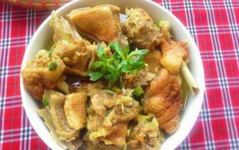 Cách nấu vịt giả cầy đậm đà cực thơm ngon cho ngày thu mát trời