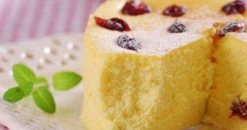 Công thức làm bánh bông lan bơ nho mềm thơm hấp dẫn cực ngon