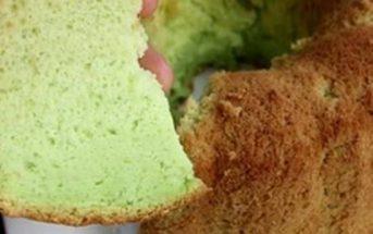 Công thức làm bánh bông lan lá dứa mềm xốp thơm ngát cực ngon