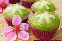 Học cách làm bánh bông lan trà xanh thanh mát xốp mềm ngon khó cưỡng