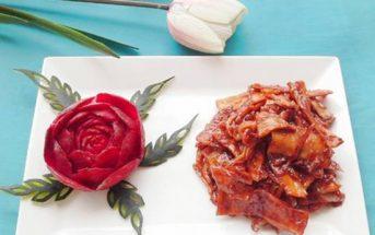 Vào bếp học cách làm mực rim me chua ngọt thơm ngon