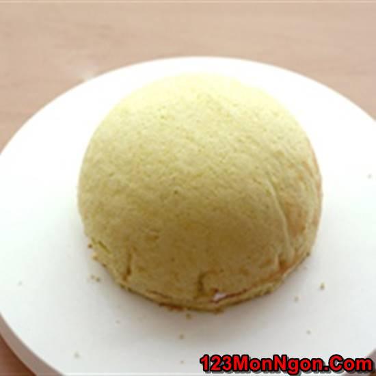 Vào bếp làm bánh bông lan dâu tây ngọt thơm hấp dẫn cực ngon phần 9