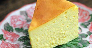 Vào bếp làm bánh bông lan phô mai béo thơm mềm ngon không ngán