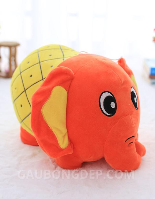 Gấu bông màu cam đẹp nhất Tp. HCM